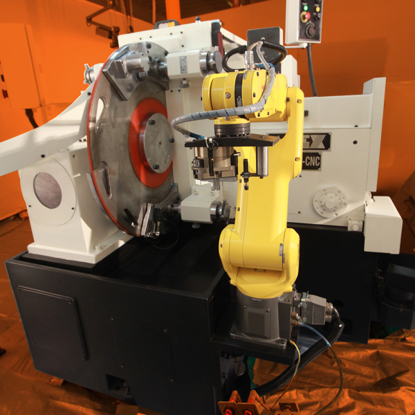 Connecting Rod Face Grinding – Complete Automation of the Face Grinding cycle.